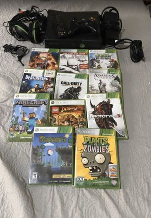Xbox 360 s bundle for Sale in Long Beach, CA