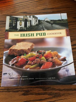 The Irish Pub Cookbook for Sale in Murfreesboro, TN