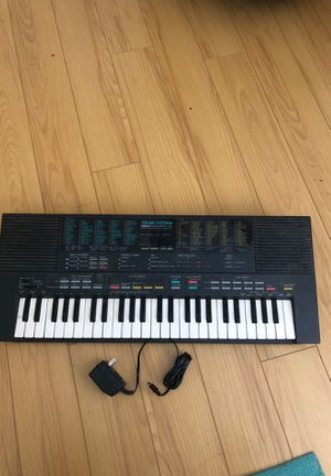 Yamaha music station pss-480 keyboard for Sale in Arcadia, CA