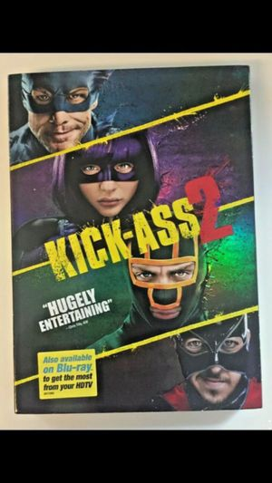 Kick-Ass 2 DVD Movie for Sale in New York, NY