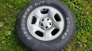 2006 Jeep Liberty spare wheel new for Sale in Woodlawn, MD