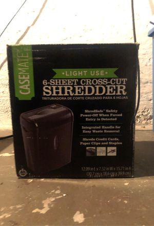 Paper shredder for Sale in Kansas City, MO