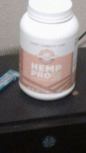 Hemp pro 5 pounds new unopenex for Sale in San Francisco, CA