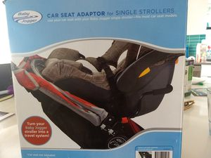 Baby jogger car seat adapter for Sale in Seattle, WA