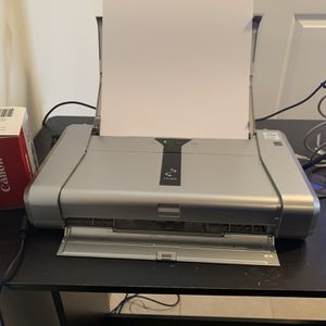 Canon Pixma iP100 Color Mobile Photo Inkjet Printer for Sale in Woodbridge, VA