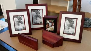 Photo decor set - 6 piece for Sale in Tracy, CA