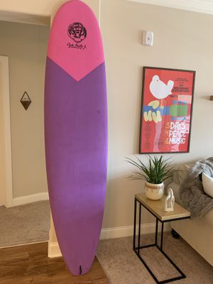 Clyde Beatty Jr Surfboard for Sale in Durham, NC