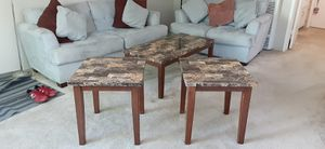 Beautiful Coffee table / End table set for Sale in Los Angeles, CA