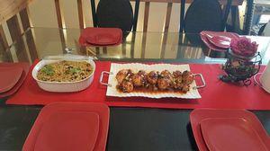 Glass Dinning set for Sale in Holdrege, NE