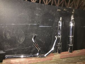Harley Davidson exhaust system for Sale in Chula Vista, CA