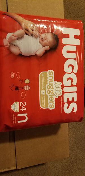 Huggies Newborn Diapers for Sale in Kent, WA