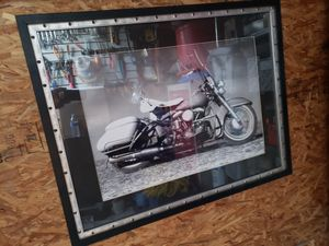 Wall art Indian motorcycle for Sale in Rosemead, CA