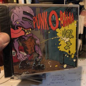 rare PUNK ROCK cd for Sale in Norwalk, CA