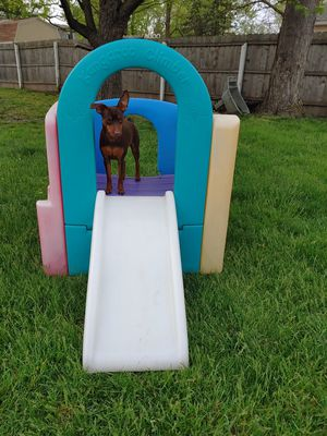 Kangaroo Climber with slide for Sale in Canton, MI