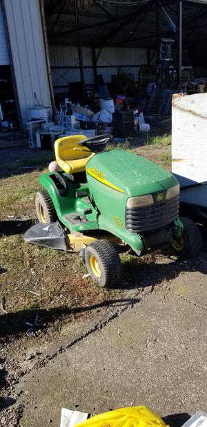 LT 150 John deer tractor for Sale in Woodburn, OR