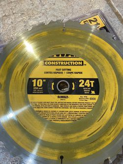 DEWALT Saw Blade for Sale in Brandon,  FL