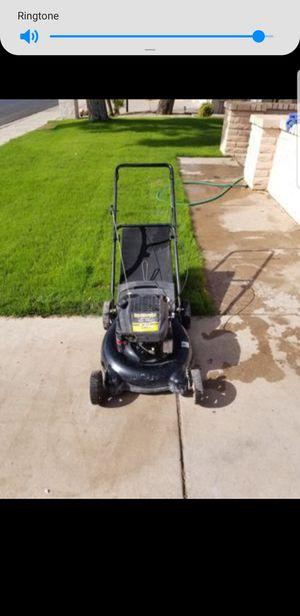 Yard machine lawn mower runs great for Sale in Mesa, AZ