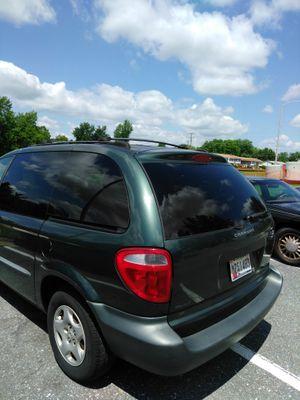 2001 Dodge caravan SE for Sale in Silver Spring, MD
