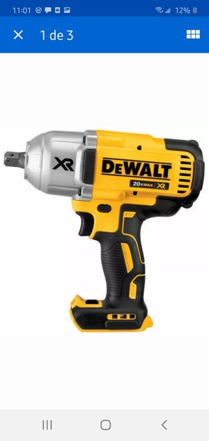 "DCF899HB 20V MAX XR Brushless High Torque 1/2"" Impact Wrench for Sale in Dumfries, VA"
