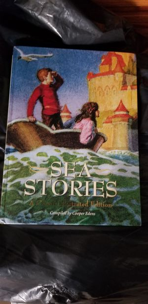 Sea stories book classic edition by cooper edens for Sale in Baldwin Park, CA