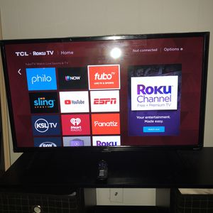 TCL ROKU TV 32inch- 80$ NEW for Sale in Chattanooga, TN