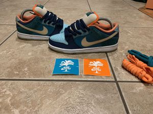 Nike SB Dunk Low MIA Skateshop Size 5.5 with rare stickers for Sale in San Diego, CA