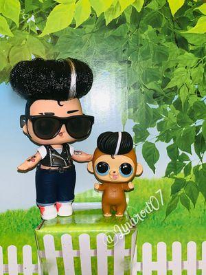 Tough GUY Hairgoals LOL Surprise Doll Set for Sale in Miami, FL