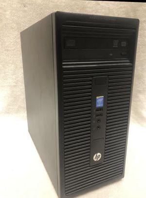 Hp 280g1 Computer $125 for Sale in Homestead, FL