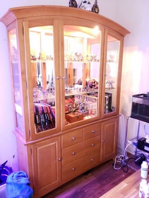 Stanley China Cabinet for Sale in US