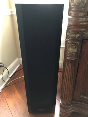 Klipsch Floor Tower Speakers for Home Theater for Sale in Davie, FL