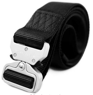 Heavy-Duty Tactical Belt Rated at 650+ lbs! One Belt For All Your Pants! for Sale in Frederick, MD