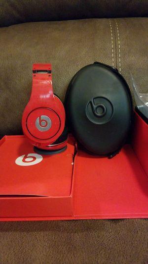 Beats Studio Headphones wired for Sale in Sacramento, CA