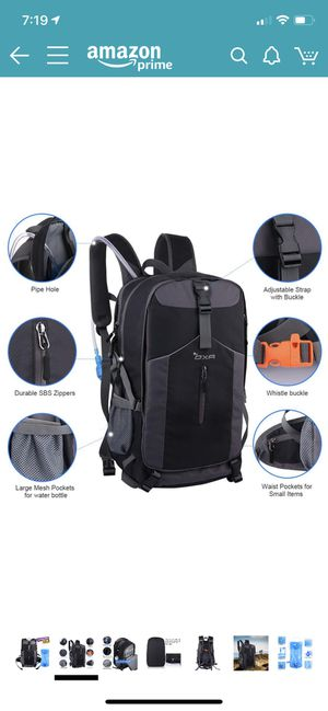 Hydration backpack for Sale in Dale City, VA
