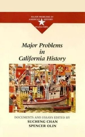 Major Problems In California History by Sucheng Chan for Sale in Pompano Beach, FL