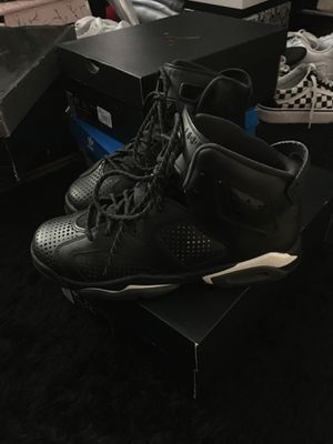 Air Jordan 6 size 6.5y for Sale in Fremont, CA