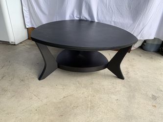 """Black Coffee Table !!! 19"""" H 42"""" X 42"""" for Sale in Vancouver,  WA"""