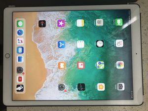 Apple iPad Pro 12.9 (2nd Generation) 32GB Tax refunds Sale for Sale in MONTGOMRY VLG, MD