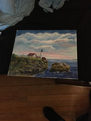 Very nice painting very well taken care of for Sale in Lewiston, ME