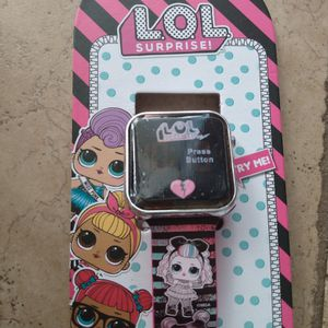Brand New LOL Surprise Led Watch for Sale in Orlando, FL