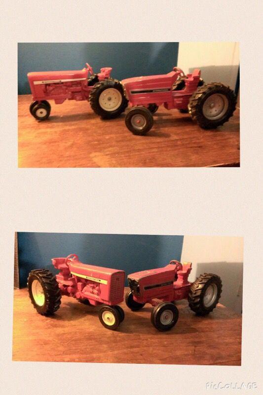 Toy International Harvester Tractor