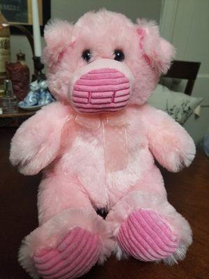 Cute Pink Pig Stuffed Animal Plush for Sale in Dallas, TX