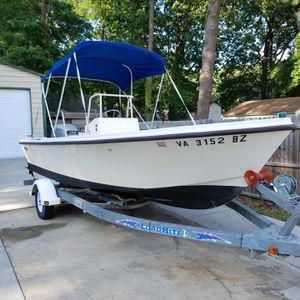 1991 mako 171 for Sale in Chesapeake, VA