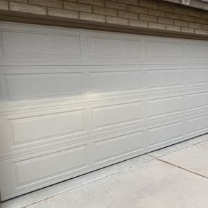 Insulated Garage Door and Opener for Sale in Mesa, AZ
