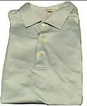 Peter Millar Light Blue Polo Shirt for Sale in Middletown, MD