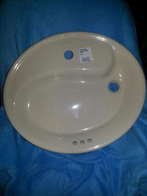 ~REDUCED~ Koehler Bathroom sink Yin Yang Wading Pool Sink for Sale in Bethel Park, PA