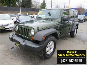 2007 Jeep Wrangler for Sale in Everett,  WA