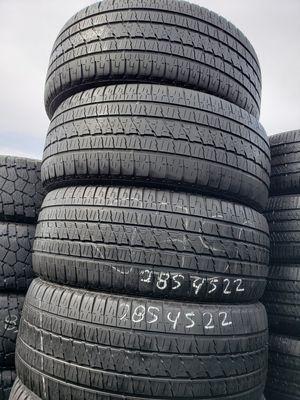 285 45 22 bristone tires muy buenas condiciones for Sale in Bellflower, CA