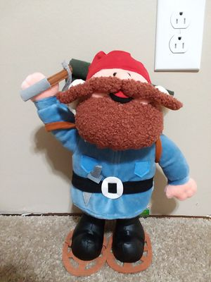 "CVS Rudolph The Island of Misfit Toys 12"" Yukon Cornelius for Sale in Parma, OH"
