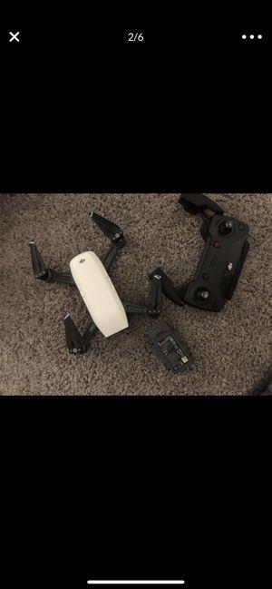 Dji spark drone for Sale in Chula Vista, CA