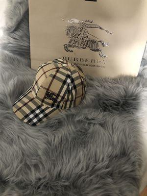 BURBERRY HAT for Sale in Baldwin Park, CA